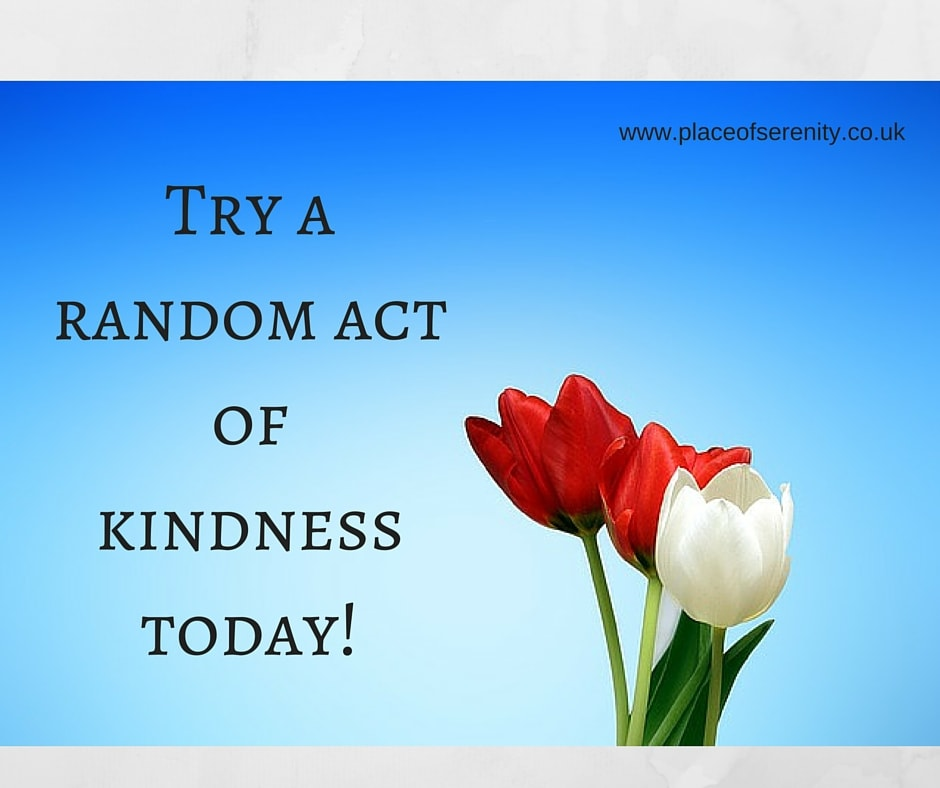 random act of kindness and world The down syndrome community is celebrating with love and kindness one simple act of kindness can have a lasting impact one random act of kindness can.