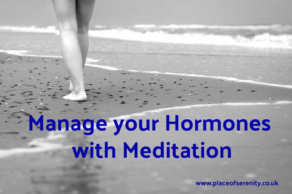 Place of Serenity | manage hormones
