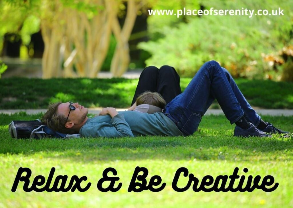 Place of Serenity | Relax & Be Creative