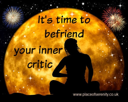 Place of Serenity | Your inner critic