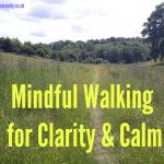 Place of Serenity | Mindful Walking for clarity and calm