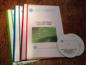 Place of Serenity | Course handbooks & CDs