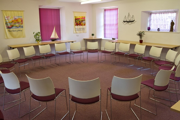 Place of Serenity | Conference Room, Wisdom Centre