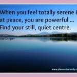 Mindful Time Out