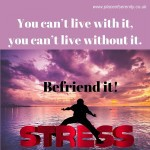What you tell yourself about stress