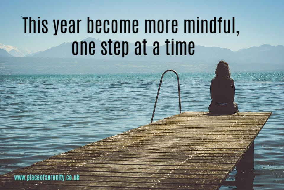 Place of Serenity | New Year more mindful