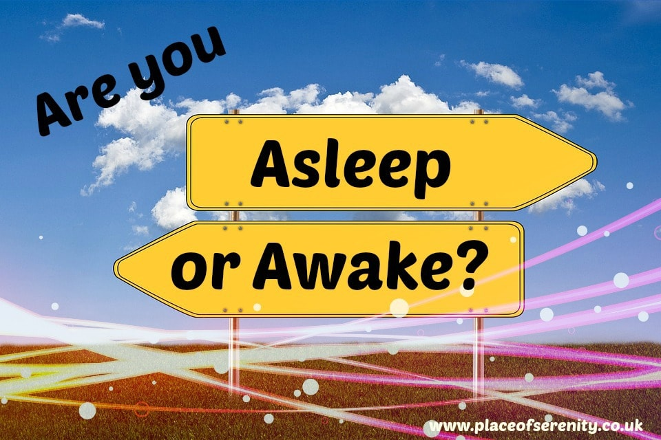 Asleep or awake?
