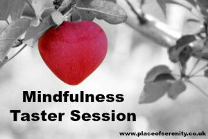 Mindfulness Taster Session