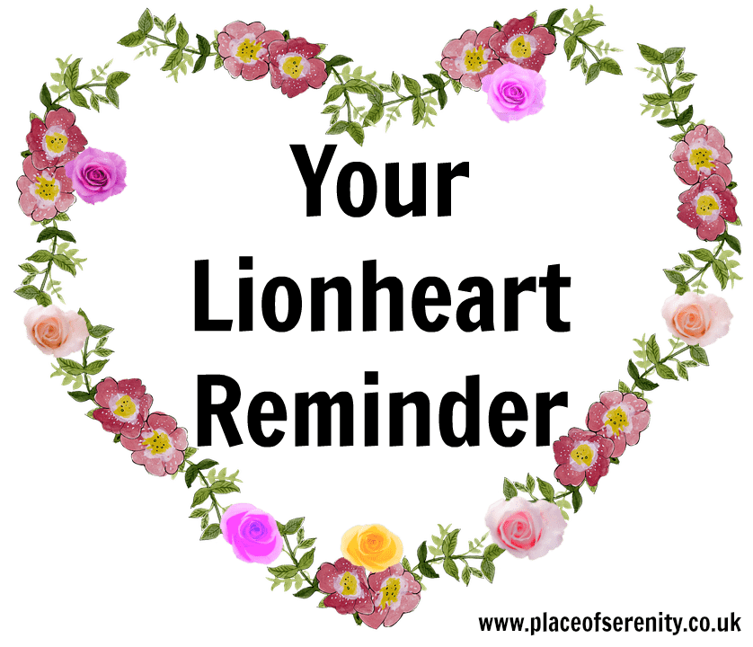 Your Lionheart