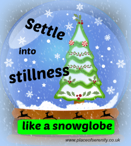 Have yourself a mindful little Christmas