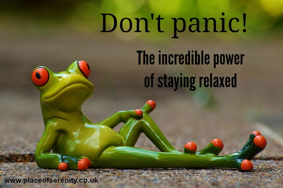 The incredible power of relaxation