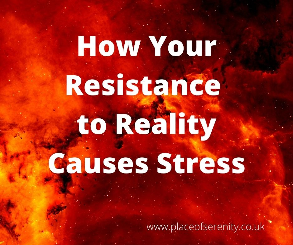 Place of Serenity | Resistance to Reality