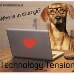 Place of Serenity   Technology tension