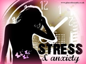Place of Serenity | stress and anxiety