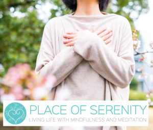 Place of Serenity   mindfulness and meditation