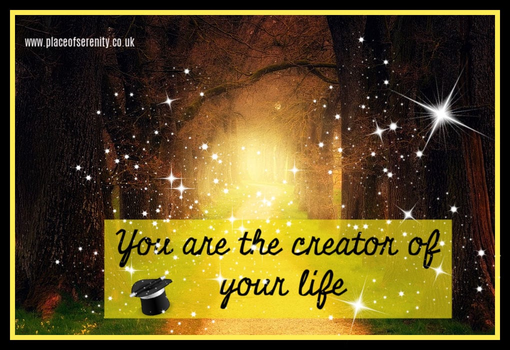 Place of Serenity | creator of your life