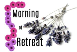 Place of Serenity | Retreat morning 2