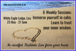 Place of Serenity | mindfulness and meditation course