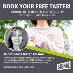 Place of Serenity | Mindfulness Taster Session