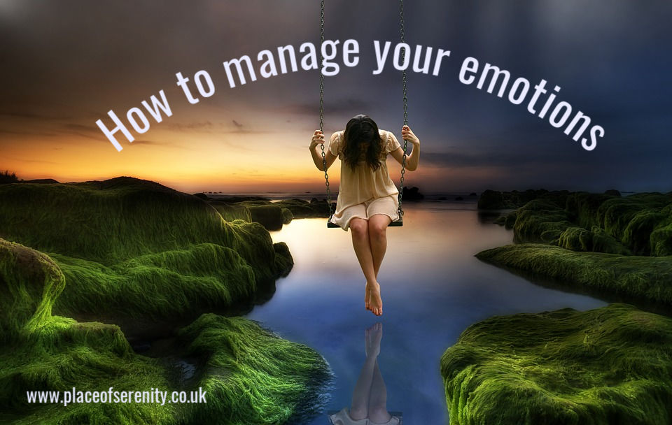 Place of Serenity | manage your emotions