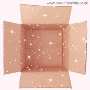 Place of Serenity | empty cardboard boxes