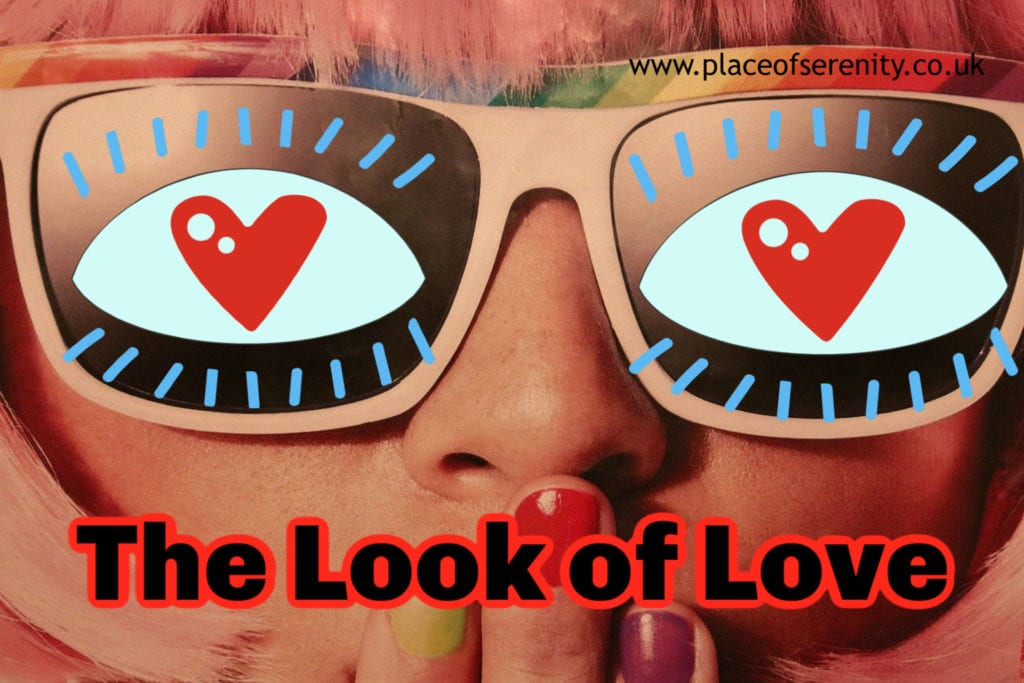 Place of Serenity | Happiness - The look of love