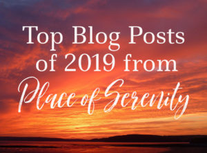Place of Serenity | Top Blog Posts