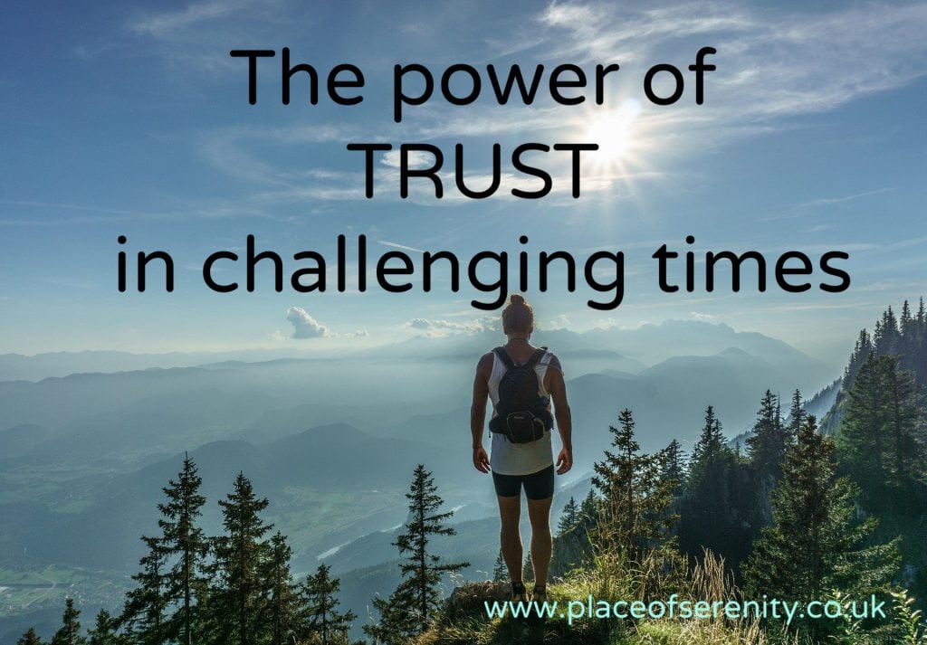 Place of Serenity | The power of trust