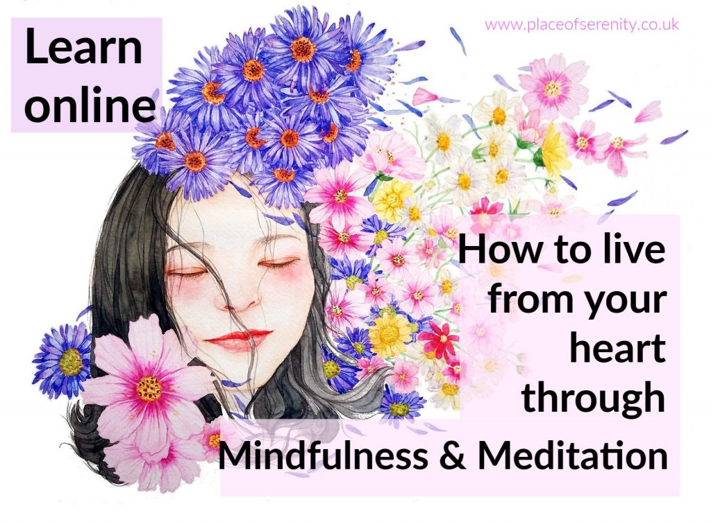 Place of Serenity | Learn online mindfulness and meditation
