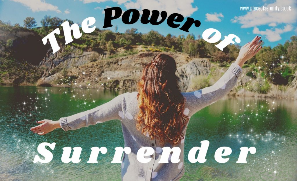 Place of Surrender | Power of Surrender