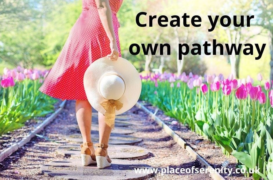 Place of Serenity | Create your own pathway from Covid Blues