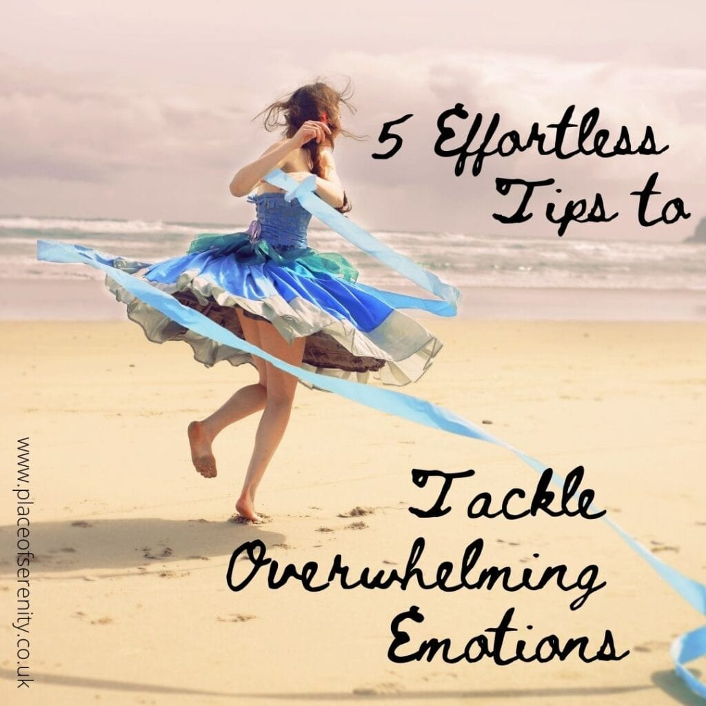 Place of Serenity | 5 Effortless Tips to Tackle Overwhelming Emotions Photo: TemperateSage