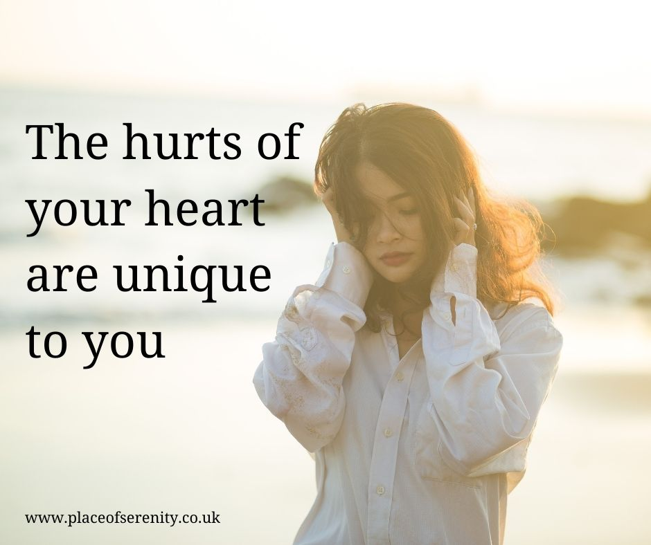 Place of Serenity | Hurts of your heart